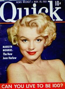 Marilyn-Monroe-Magazine-1951-Quick-Earl-Theisen-RKO-Clash-By-Night-Jean-Harlow