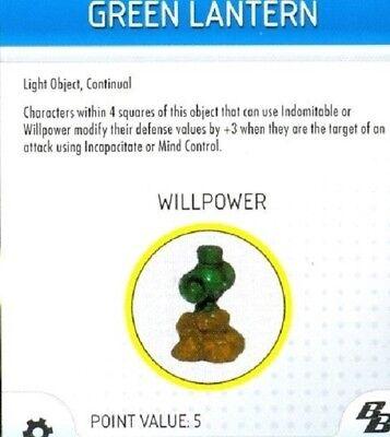 Heroclix Dc Brave & The Bold S004 Green Lantern