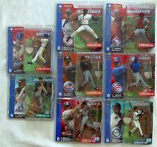 McFarlane MLB 1 Green,Johnson,Martinez,Piazza,Pujols,Pudge Rodriguez,Sosa,Ichiro