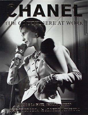 Chanel: Couturiere at Work-ExLibrary
