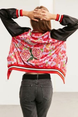 Jacket Silkebroderet Bomber Ny Silence Noise Small Ariele wRqAPXxA