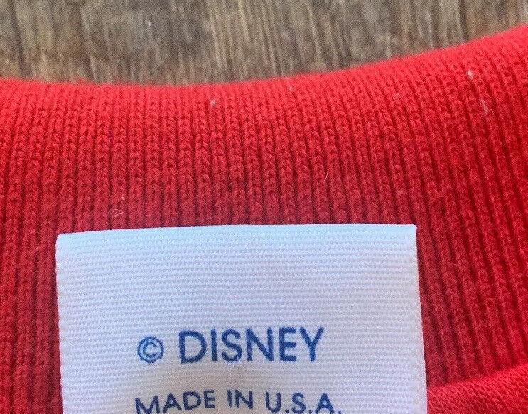 Vintage Mens M/L 80s 90s Mickey Mouse Disney Wear… - image 3
