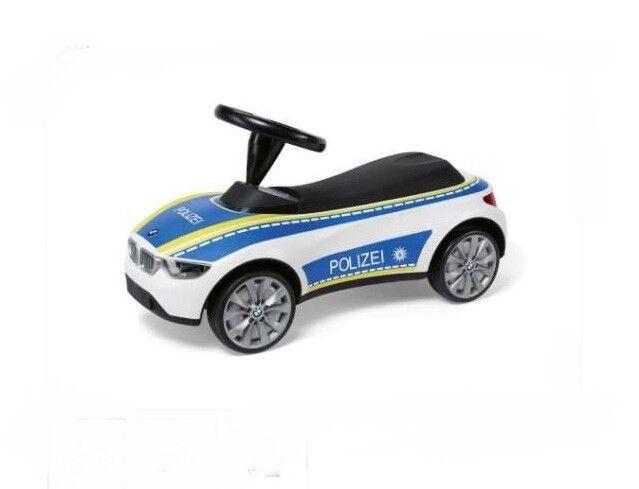 BMW Baby Racer III Polizei Sondermodell Rutscherauto NEU/OVP