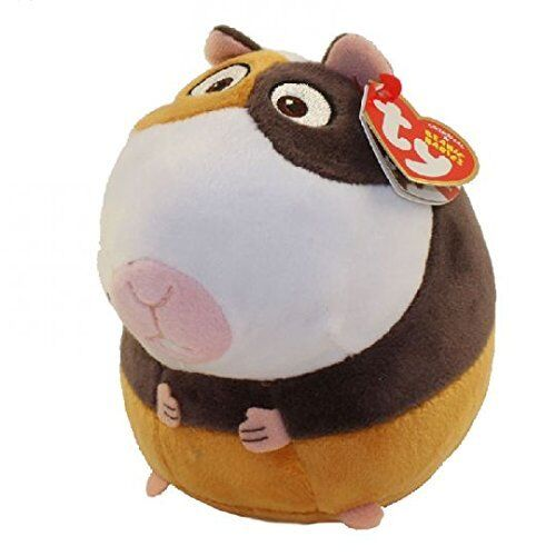 """Ty Beanie Baby Plush Stuffed Animal 6/"""" NORMAN the Secret Life of Pets Guinea Pig"""