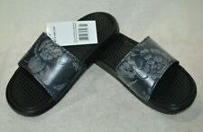 finest selection 46be3 ea507 item 3 Nike Benassi JDI Black Floral Print Women s Slides Sandals-Size 7 8 9 10 11  NWB -Nike Benassi JDI Black Floral Print Women s Slides Sandals-Size ...
