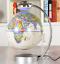 "8/"" Anti Gravity Floating Globe LED Light Magnetic Levitation Globe Map"