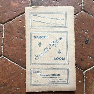 Catalogue Commerciale Maïserie Camille Rypens Boom Alle Brewers