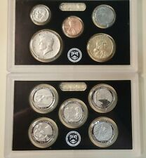 2017 S 225th Anniversary Enhanced Uncirculated Set out at The MINT
