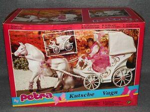 Voiture de mariage Petra Vagn Ovp 80 Années 90 Vintage Wedding Vehicle
