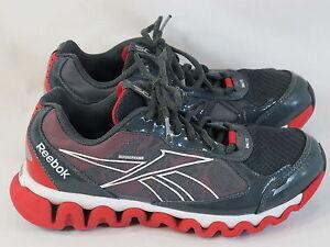 Image is loading Reebok-ZigLite-Rush-Lightweight-Running-Shoes-Men-s- 47080bddd