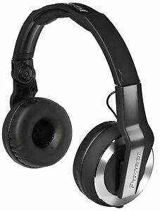 Image is loading Pioneer-DJ-Headphone-Professional-hdj-500-Headphones-Black 1f14e7df0a48