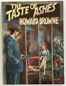 Howard-Browne-The-Taste-of-Ashes-SIGNED-INSCRIBED
