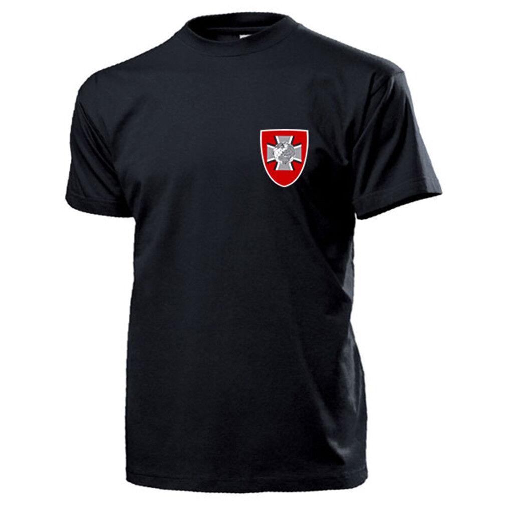 ZGeoBw Amt für Geoinformationswesen Bundeswehr Bundeswehr Bundeswehr Wappen Abzeichen T Shirt  17115 | Qualitätsprodukte  | Gutes Design  | München  02055e