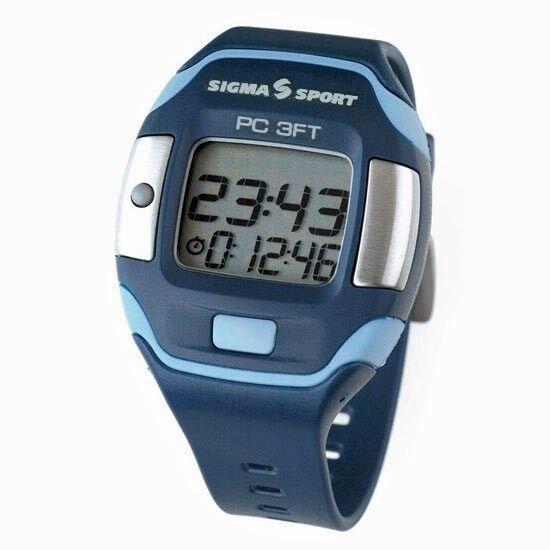 3aa2783a2ced Sigma Pc 3FT Pulsómetro Reloj Deportivo de Pulsera Monitor Ritmo Cardiaco  Sin