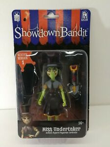 "Showdown Bandit Phatmojo Kindly Beast Miss Undertaker Action 5/"" Figure Series 1"