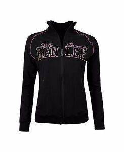 Benlee-Rocky-Marciano-Trainingsjacke-Marta-Schwarz-Black-Ladies-Training-Jacket