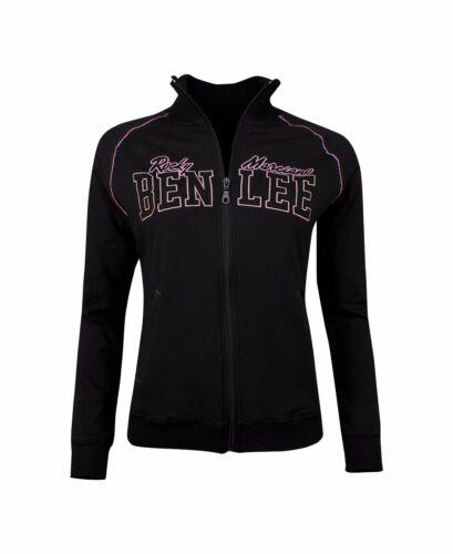 Benlee Rocky Marciano Trainingsjacke Marta Schwarz Black Ladies Training Jacket