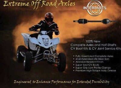 Wide Open ATV-CA-8-116 Complete Axle Shaft