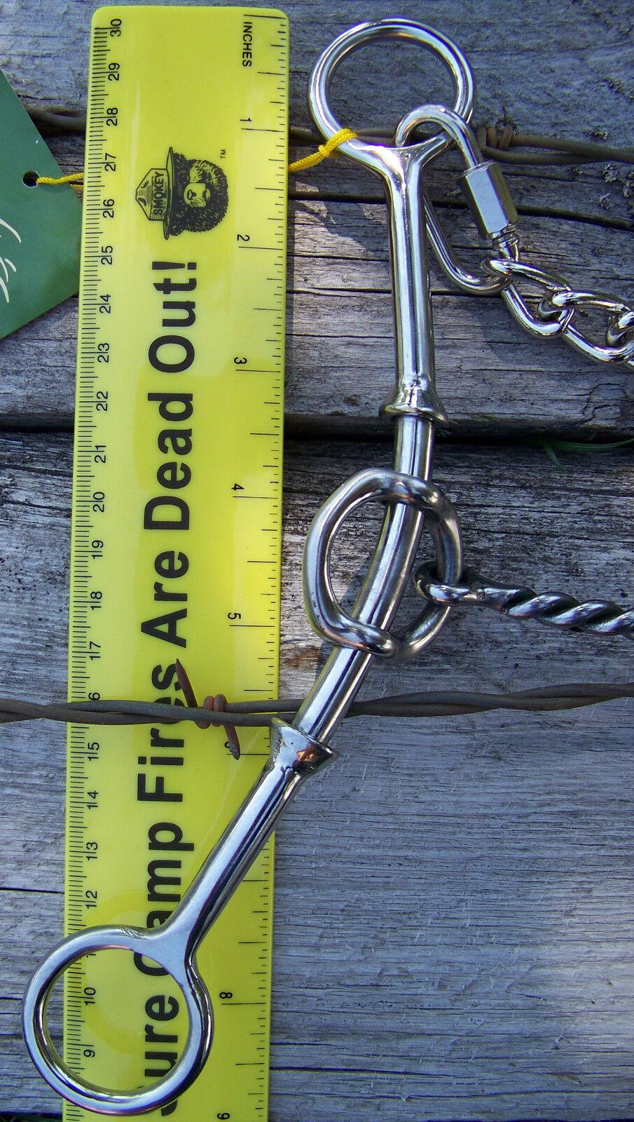 Bit - BRS BRS BRS Twisted Wire Mouth d29de5