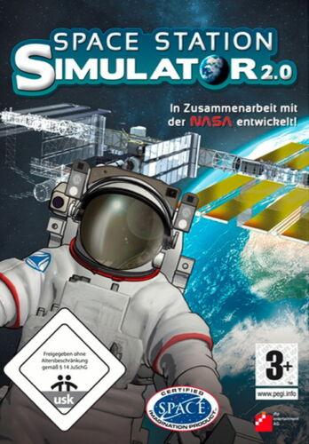 1 von 1 - Space Station Simulator 2.0 (PC, 2009, DVD-Box)