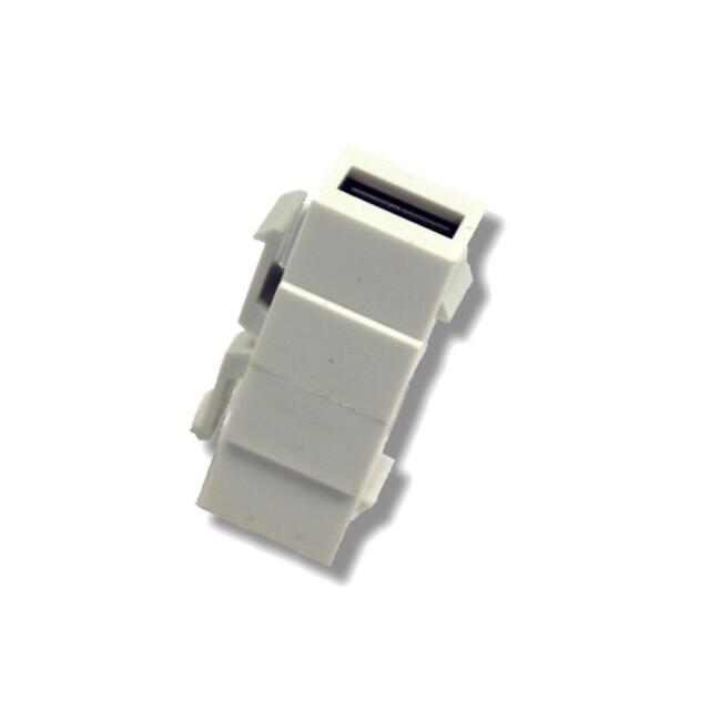 Intellinet Adattatore USB A F/F Keystone 503 Lunghezza 40 MM