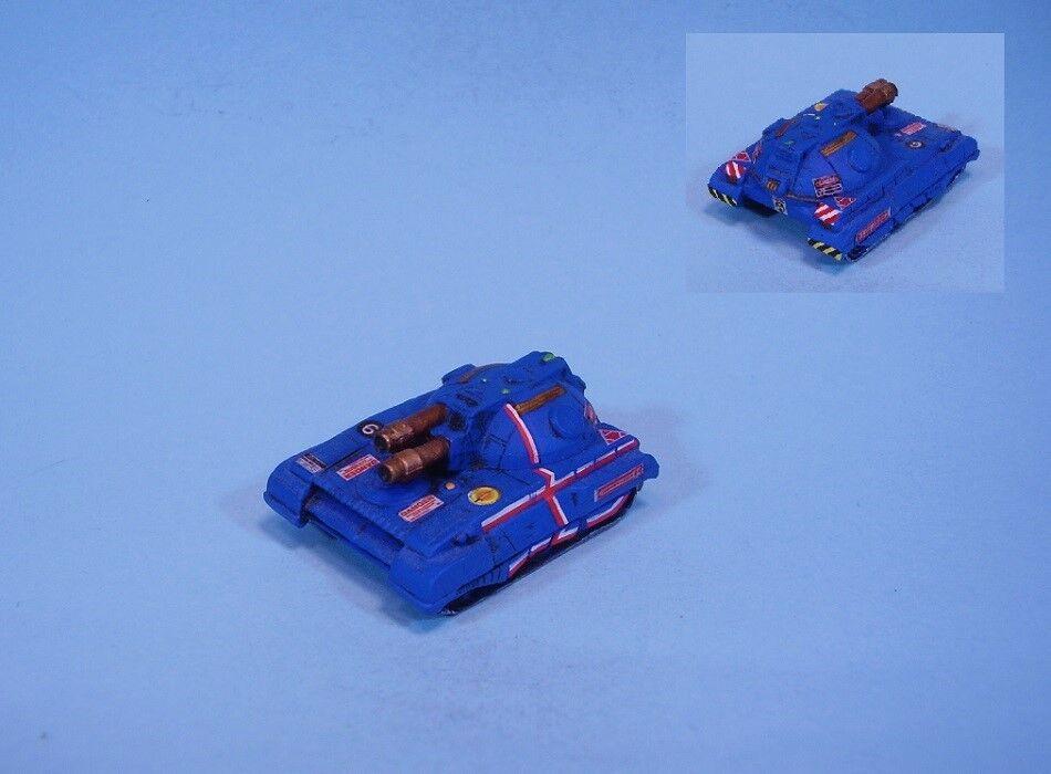Battletech painted Demolisher Tank DHG