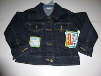 Wrangler Toddler Boys My First Jean Jacket Size 24m