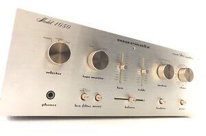 MARANTZ-model-1050-Gold-Integrate-Amplifier-Vintage-1978-50-Watts-RMS-Hi-End