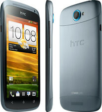 HTC One S - 16GB - Metallic Grey (Unlocked) Smartphone Very Good Clean Condition