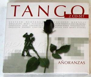 VARIOUS-TANGO-ANORANZAS-2-CD-Sigillato