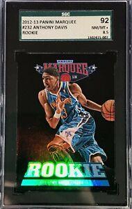 Anthony-Davis-2012-13-Panini-Marquee-Rookie-232-SGC-92-8-5