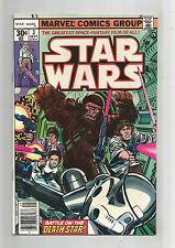 "STAR WARS (v1) #3 Bronze Age Grade 9.4 Classic ""Battle On The Death Star""!!"