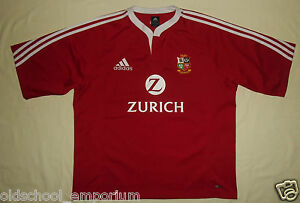 British & Irish Lions / New Zealand 2005 Tour Home - ADIDAS - Shirt / Jersey. XL - Poland, Polska - If an item is to be returned because you changed your mind (you do not like the color, size etc), you will have to cover the return shipping's fee. I do my best to describe the listed stuff as well as possible and the exact size numbers a - Poland, Polska