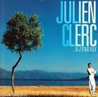 CD audio.../...JULIEN CLERC.../....SI J'ETAIS ELLE......