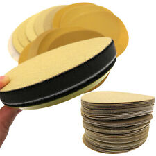Sanding Disc Sandpaper Roll Psa Sticky Back 3 Or 5 Grit 80 1000