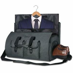 Bag-Garment-Bag-for-Travel-of-Business-with-Compartments-for-Shoes-Grey