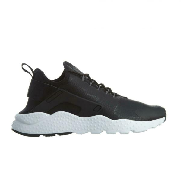 249a4b18a450 WMNS Nike Air Huarache Run Ultra PRM Black White Women Shoes ...
