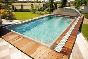 Pool Uberdachung Dresden 434x642x96cm Ebay