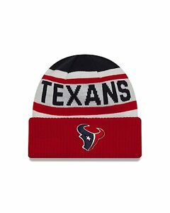 san francisco f2a6f 2609d Image is loading Houston-Texans-New-Era-Mens-Knit-Winter-Hat-