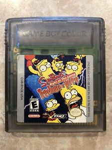 The-Simpsons-Night-of-the-Living-Treehouse-of-Horror-Nintendo-GameBoy-Color