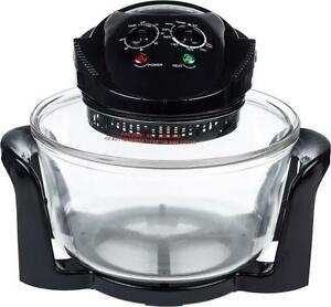 Andrew-James-12-LTR-Halogen-Oven-Premium-Convection-Cooker-Black-1300-Watts