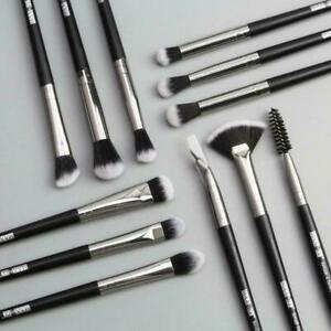 12pcs-Eyeshadow-Concealer-Eyeliner-Blending-Eyebrow-Eye-Lip-Make-up-Brushes-Set