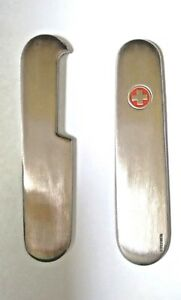 New Swiss Army Pocket Knife Replacement Scales Stainless
