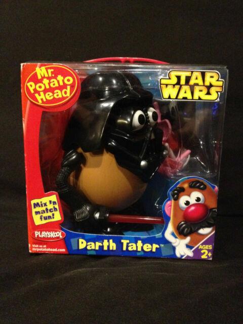 Potato Head Darth Tater New Sealed in Packaging Playskool Hasbro Star Wars Mr