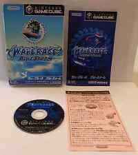 NGC Console Gioco Game NINTENDO GAMECUBE NTSC JAP Giapponese WAVERACE BLUESTORM