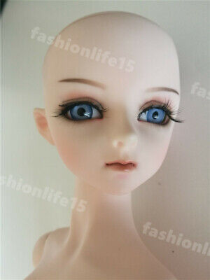 1//3 BJD SD Dolls Girl Suigintou Female Resin Doll Face Makeup Free Eyes