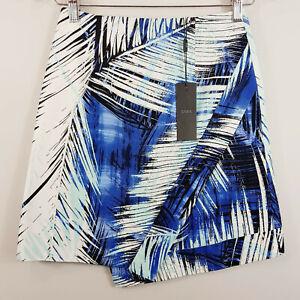 SABA-Womens-Palm-Print-Skirt-New-RRP-169-Size-AU-4