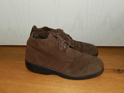 Superga Stivali STIVALETTI TG 42 Camoscio Testa di Moro Boots | eBay