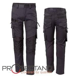 Qualitex-Protectano-Winter-Bundhose-Arbeitshose-Worker-Hose-Cordura-S-3XL