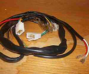 s l300 yamaha dt125 1976 77 uk europe new main wire wiring loom harness wiring harness jobs in europe at sewacar.co